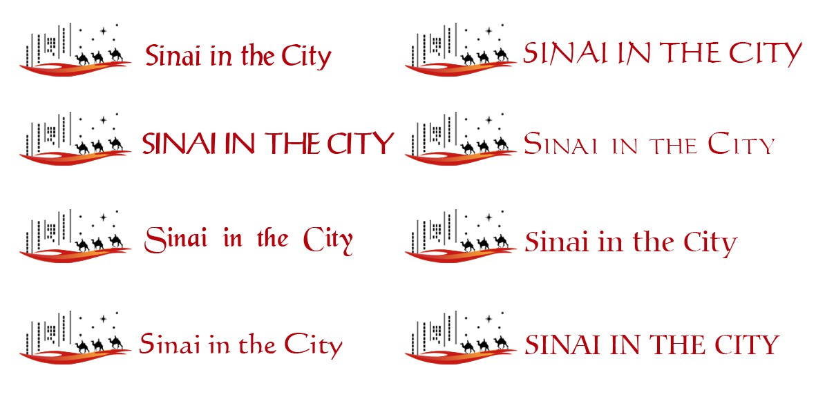 logo for Sinai in the City