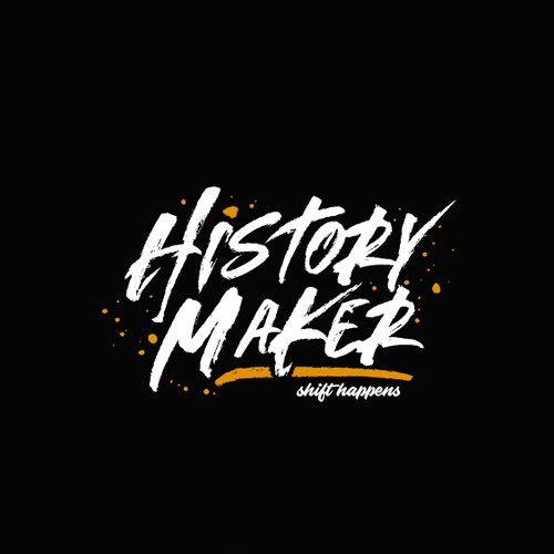 History Maker Shirt Design