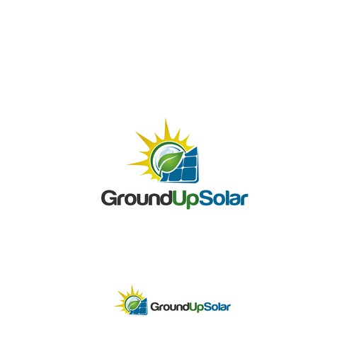 New Solar Power Company Needs A Great Logo