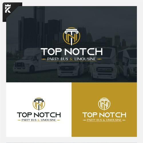 Luxury Logo Design for Top Notch
