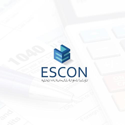 Logo for Escon