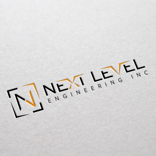 A logo for Next Level Engineering Inc