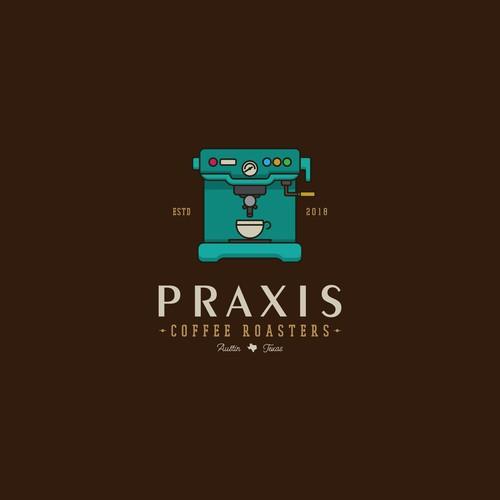 Praxis Coffee Roasters / Austin, Texas