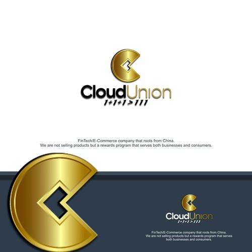Logo and concept images for Cloud Union