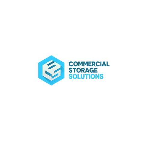 Create dynamic logo Commercial Storage Solutions