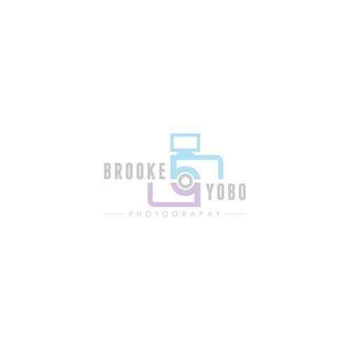 Logo design for Brooke Yobo