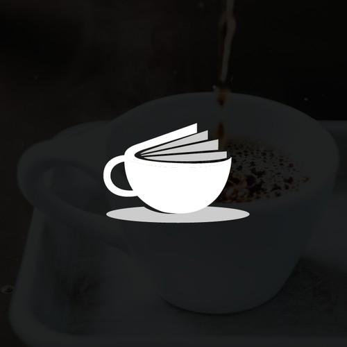 Monogram Logo Coffee Book