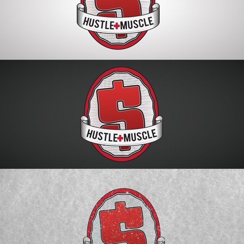 Hustle + Muscle needs a new logo