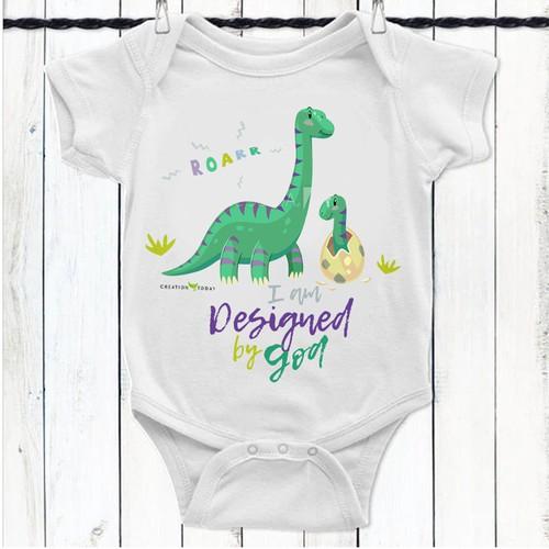 baby t-shirt design