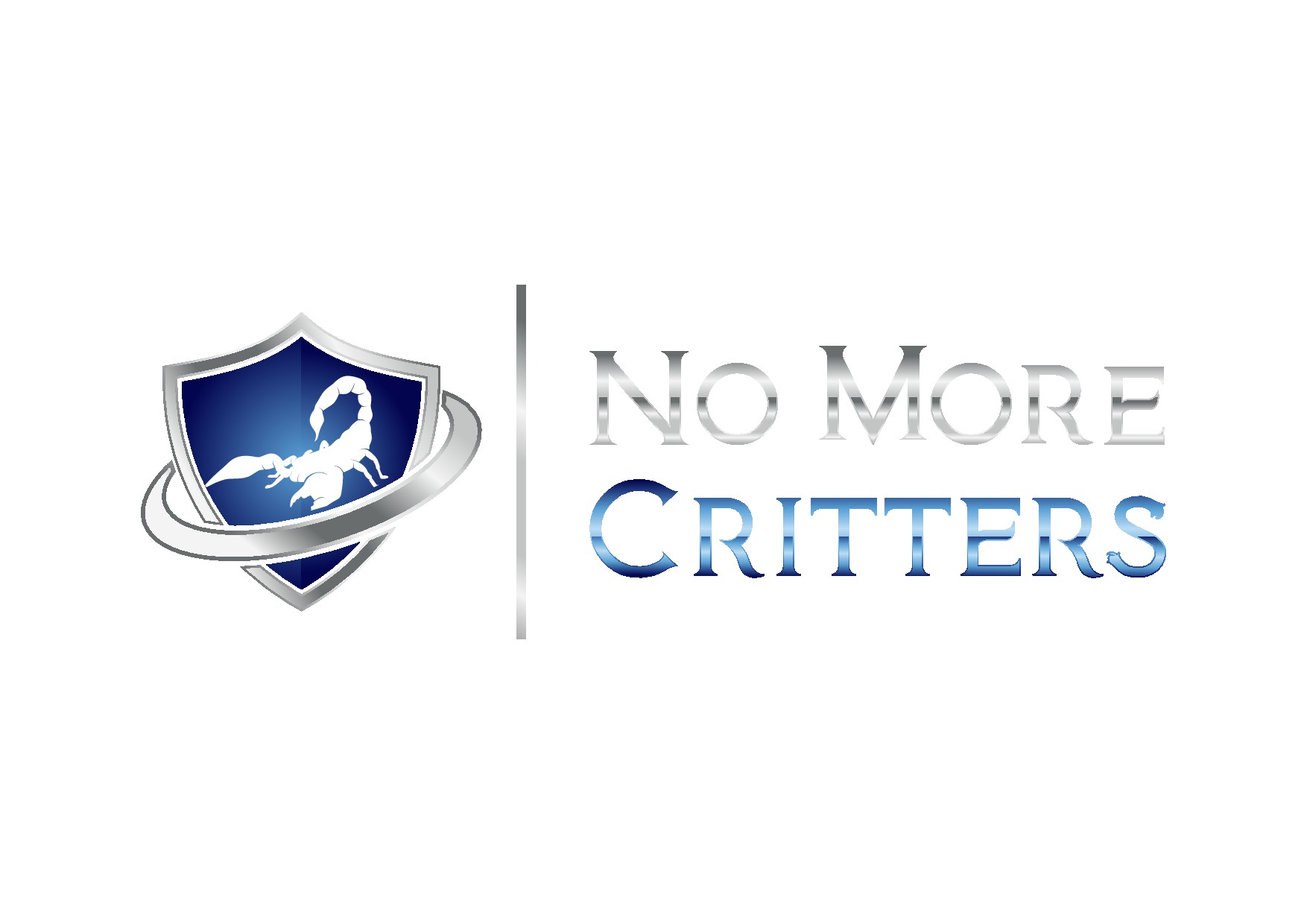 I need a logo for my home sealing business. I would like my business as protecting people. Make most royal blue and gray