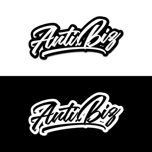 ANTI.BIZ T-Shirt Design