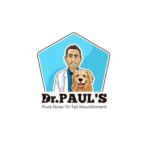 Logo for Dr. Paul's Pure Nose-to-tail Nourishment