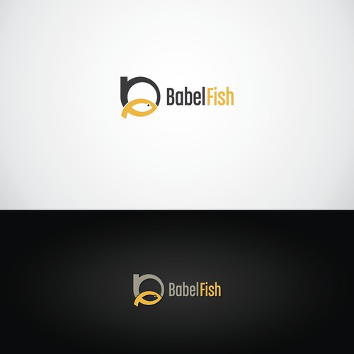 Logo for Babel Fish (music studio/band)