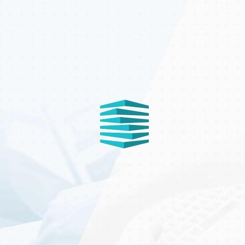 Abstract minimalistic logo