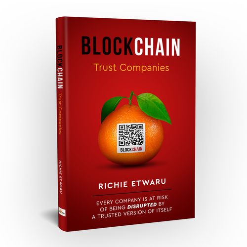 Book about blockchain