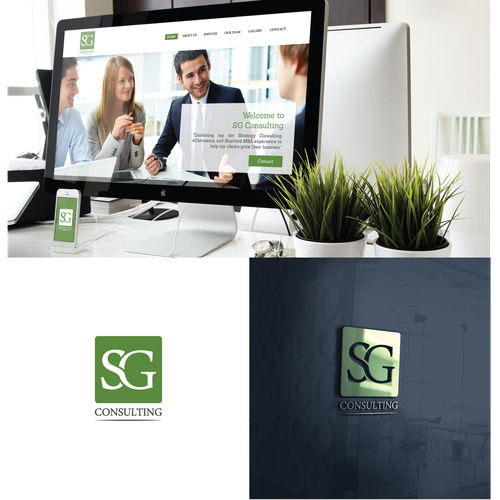 SG Consulting Logo
