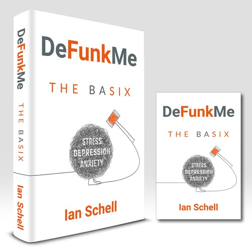Amazon Ace: book covers for 'DeFunkMe: The Basix'