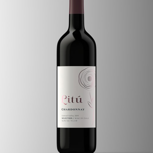 Label concept for the vine