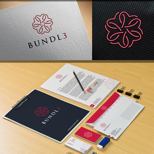 Simple, bright, classic - We need a logo for BUNDLE that is thesethings!
