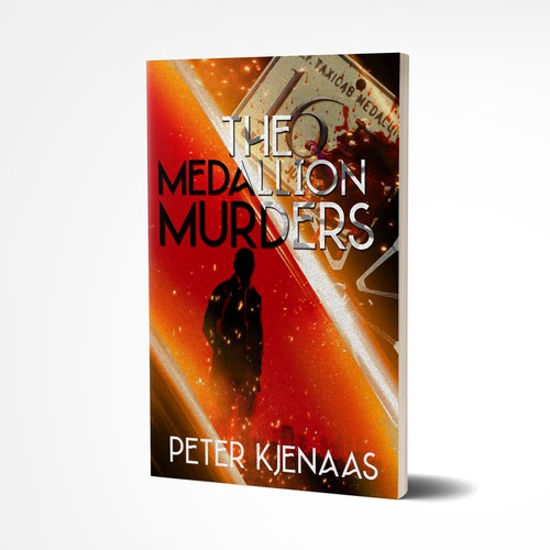 The Medallion Murders  Author