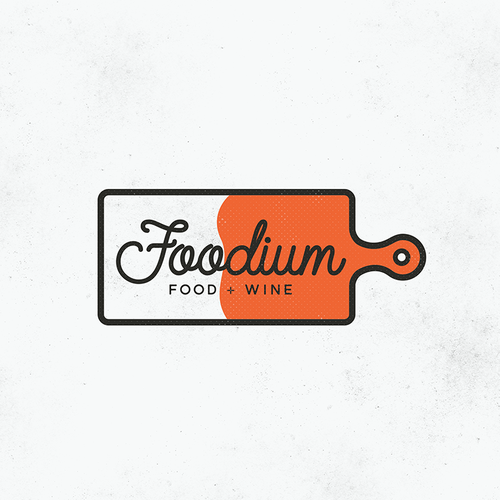 Foodium Logo 2
