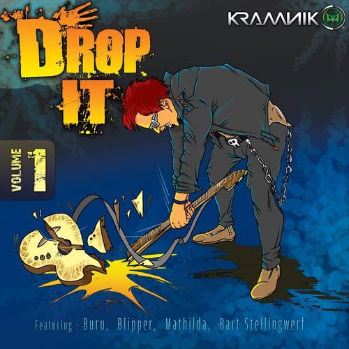 Create the next illustration for Kram Records