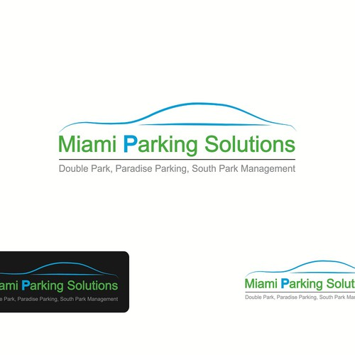 Parking company in need of a design that pops!
