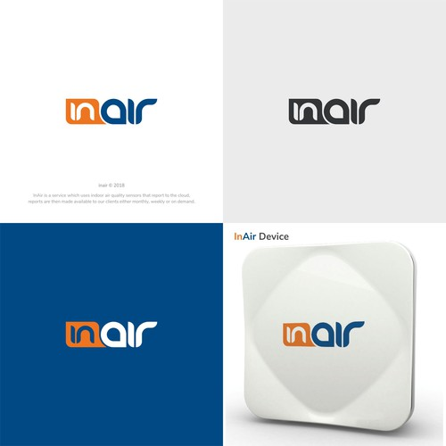 InAir Logo