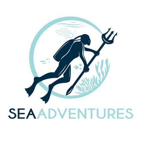 Sea Adventures Logo