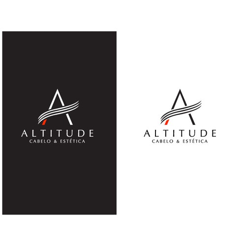 """ALTITUDE"" • New Beauty Salon needs a unique, modern and stylish logo"