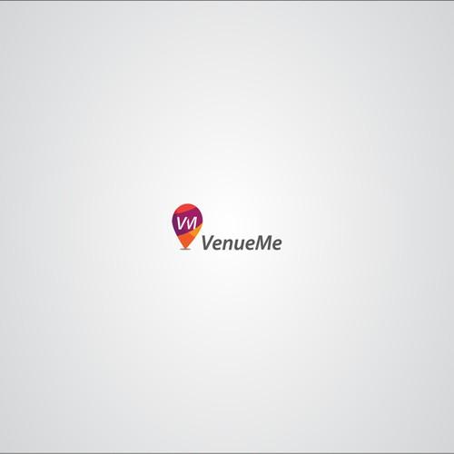 Logo for Venue Me