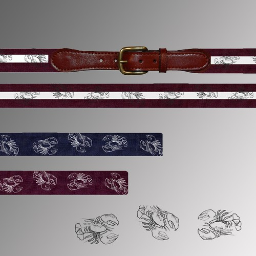 New belt company seeks your design genius (multiple awards likely!)