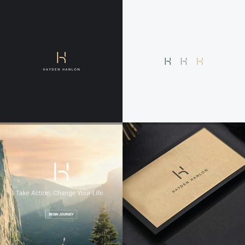 luxury logo for hayden hanlon