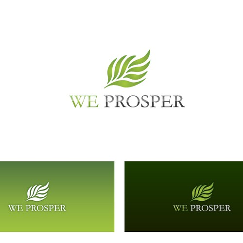logo for WE PROSPER