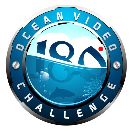 Ocean 180 Video Challenge needs a new logo
