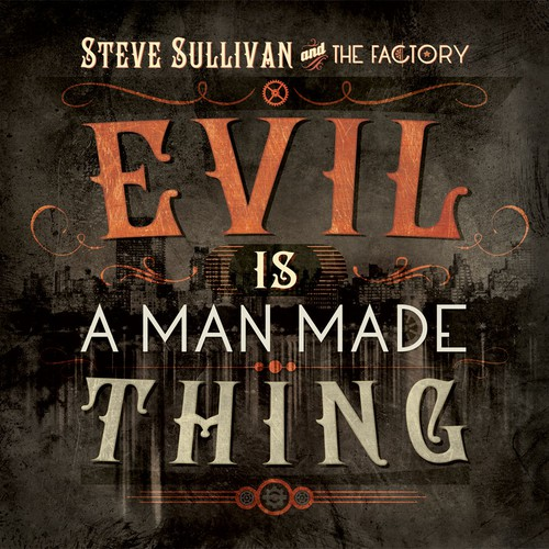 Steve Sullivan and the Factory cover artwork