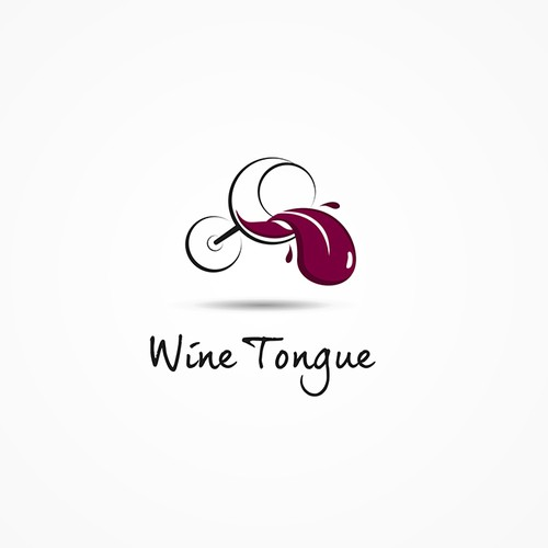 Wine Tongue Logo