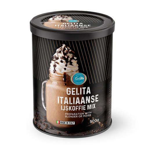 Ice Coffee packaging