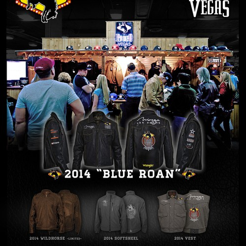 Rodeo Vegas Magazine Cover/Ad