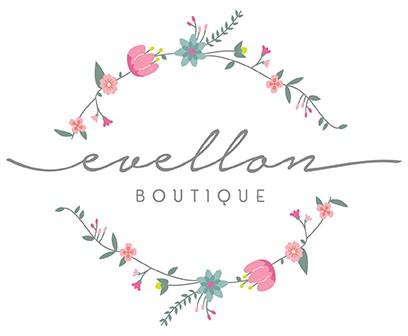 EVELLON - Nashville retro-country boutique needs a fancy logo