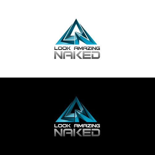 (Fitness) Look Amazing Naked - GUARANTEED - $50 ADD ON! New Logo Needed