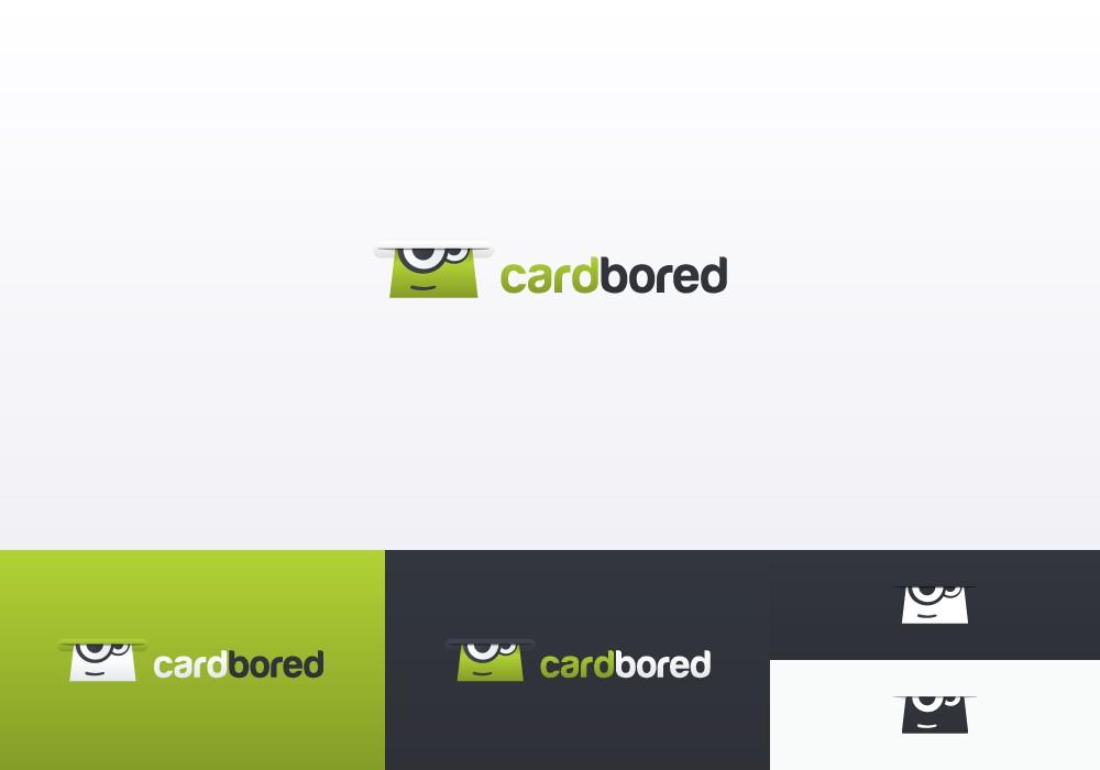 Create the next logo for Cardbored