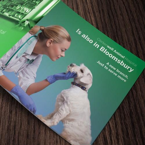 Deisgn for Veterinary clinic