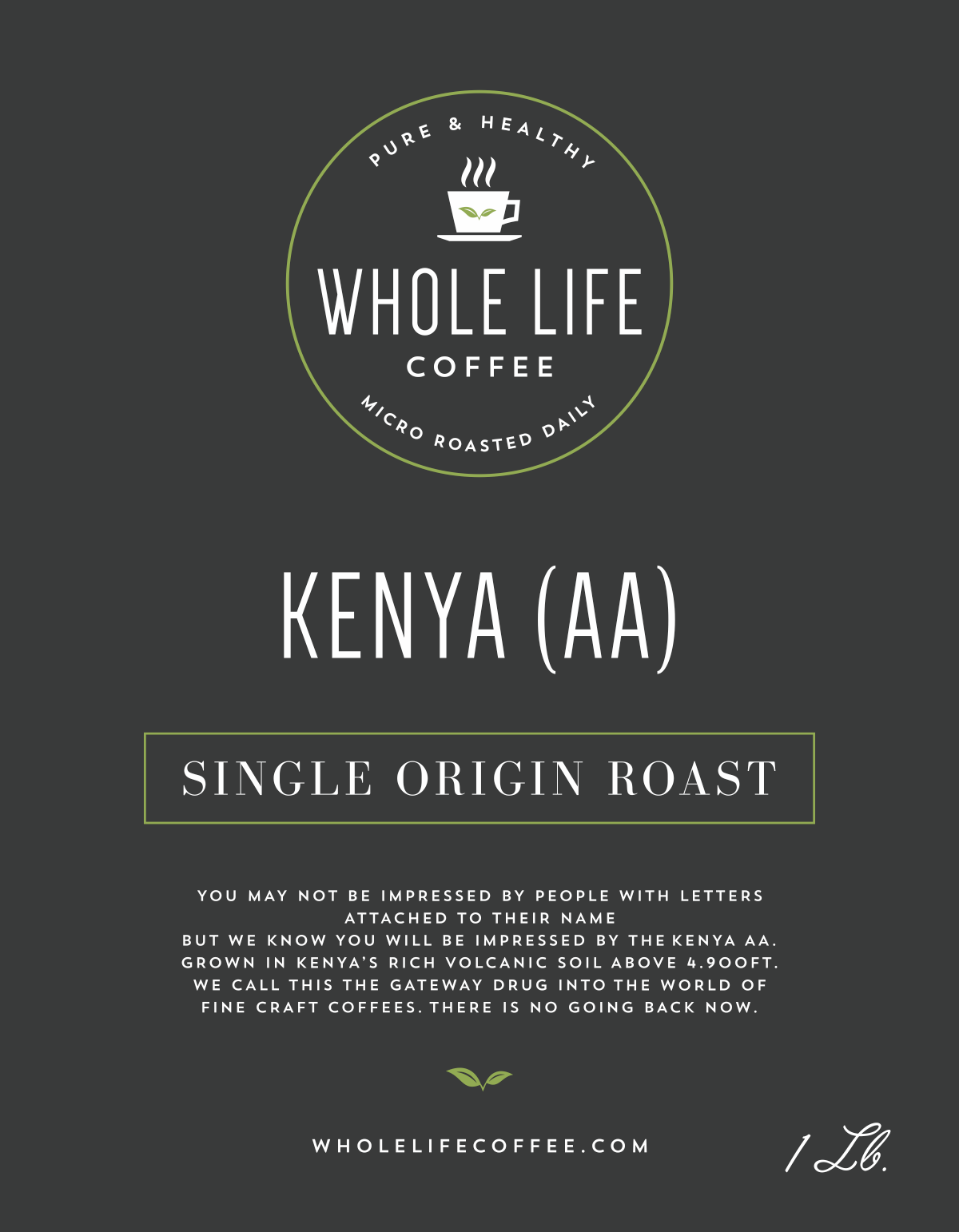 Create Awesome Coffee Labels