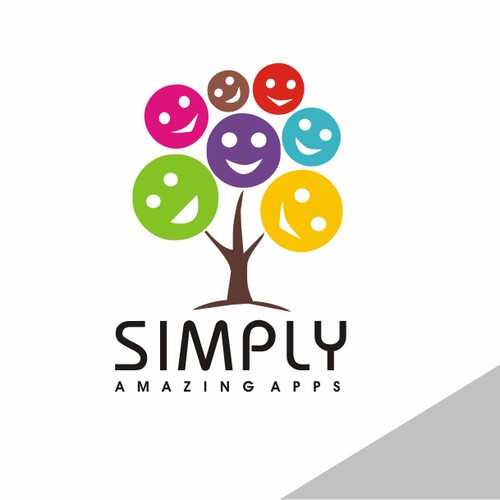 Help Simply Amazing Apps with a new logo