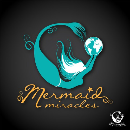 Create a Powerful Logo For Mermaid Miracles Short-Film Series!