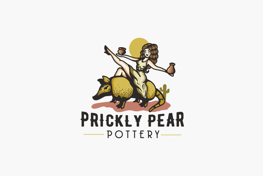 A Hobby Potter Looking for a fun logo to stand out!