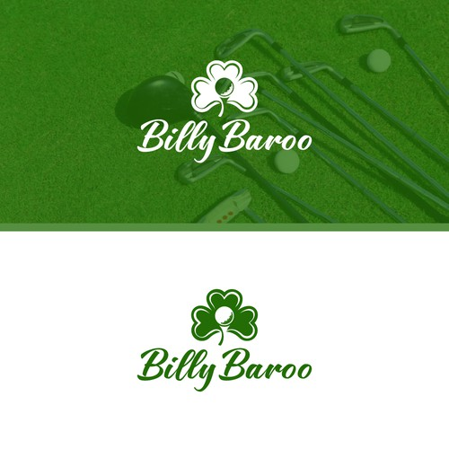 Abstract logo for Billy Baroo Golf Club