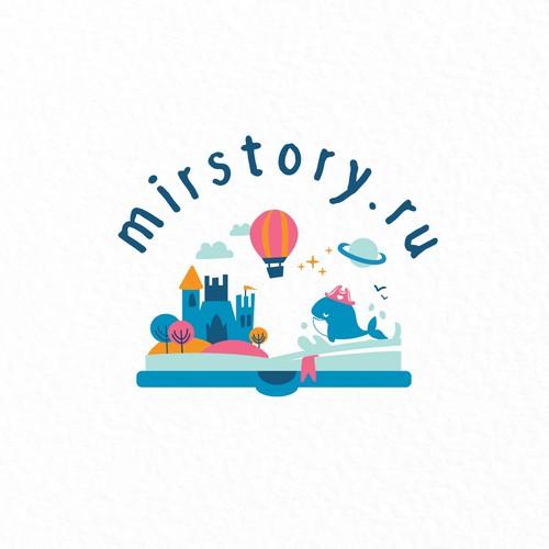 Logo for Children Books Company