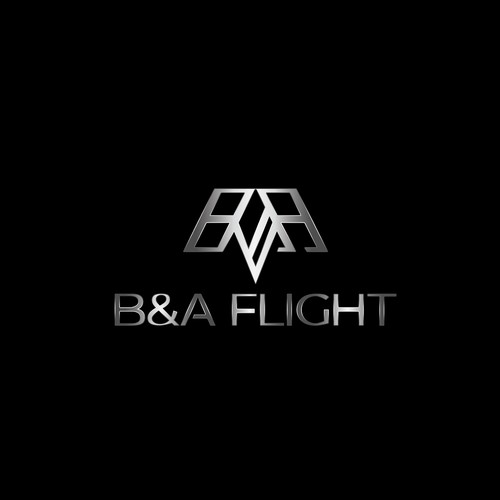 Logo proposal for B&A Flight (Rejected)